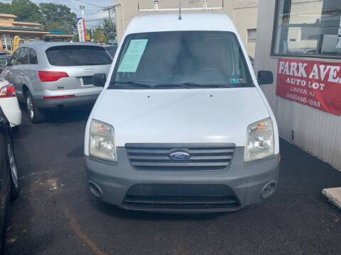 2010 Ford Transit Connect for sale at Park Avenue Auto Lot Inc in Linden NJ