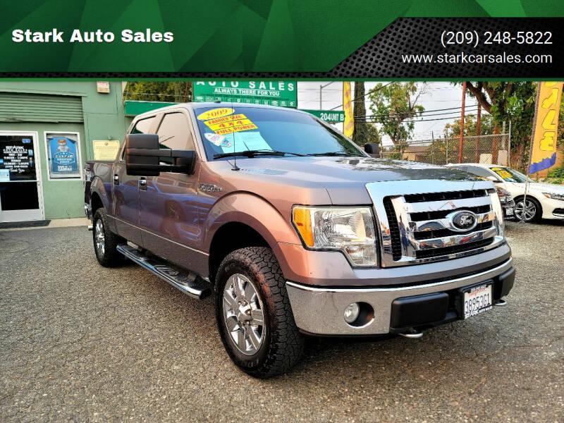 2009 Ford F-150 for sale at Stark Auto Sales in Modesto CA