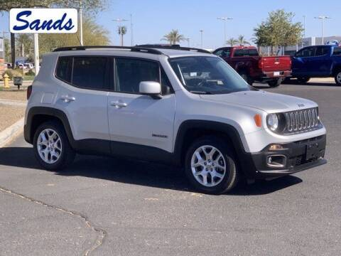 2017 Jeep Renegade for sale at Sands Chevrolet in Surprise AZ
