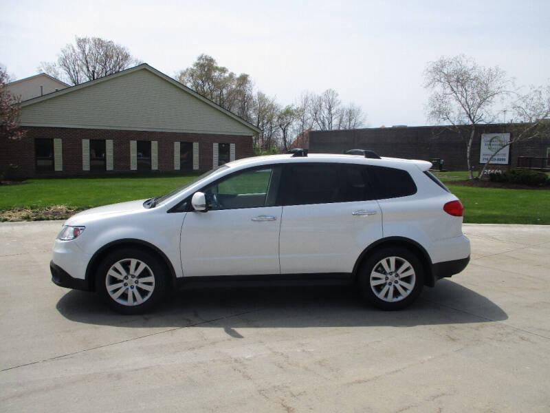 2009 Subaru Tribeca for sale in Warrensville Heights, OH