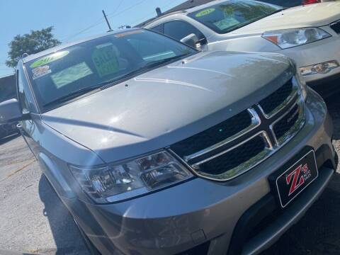 2017 Dodge Journey for sale at Zs Auto Sales in Kenosha WI
