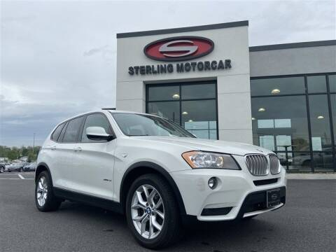 2013 BMW X3 for sale at Sterling Motorcar in Ephrata PA