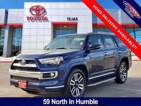 2018 Toyota 4Runner for sale at TEJAS TOYOTA in Humble TX