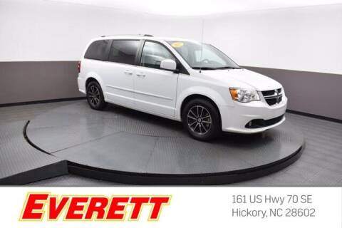 2017 Dodge Grand Caravan for sale at Everett Chevrolet Buick GMC in Hickory NC