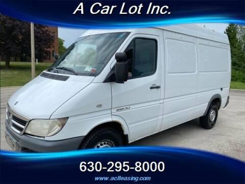 2006 Dodge Sprinter Cargo for sale at A Car Lot Inc. in Addison IL