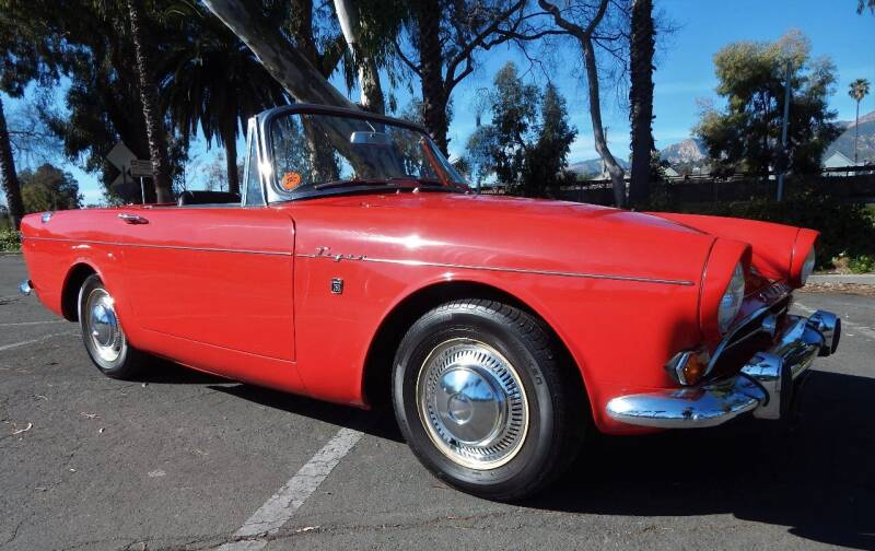1965 Sunbeam TIGER for sale at Milpas Motors Auto Gallery in Ventura CA