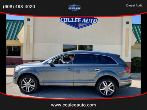 2013 Audi Q7 for sale at Coulee Auto in La Crosse WI