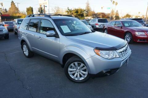 2013 Subaru Forester for sale at Industry Motors in Sacramento CA