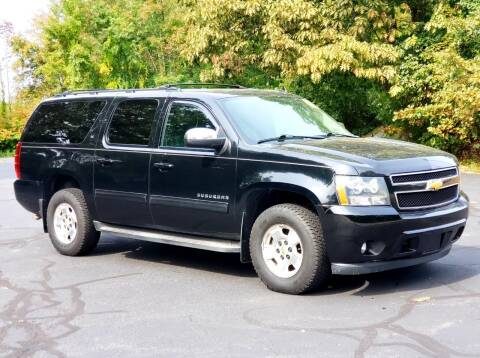 2012 Chevrolet Suburban for sale at Flying Wheels in Danville NH