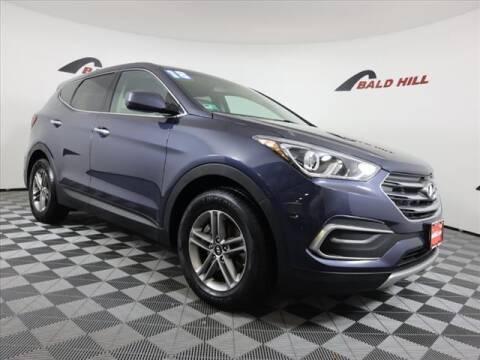 2018 Hyundai Santa Fe Sport for sale at Bald Hill Kia in Warwick RI