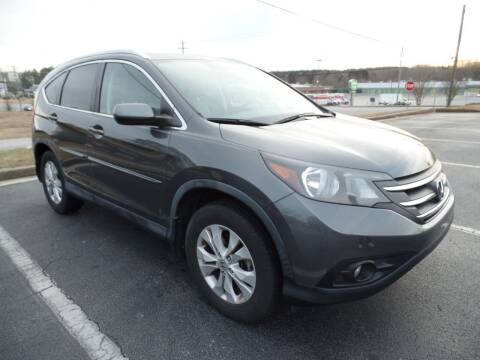 2012 Honda CR-V for sale at United Automotive Group in Griffin GA