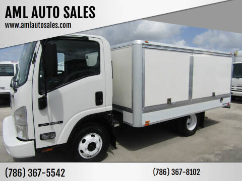 2014 Isuzu NPR-HD for sale at AML AUTO SALES - Box trucks in Opa-Locka FL