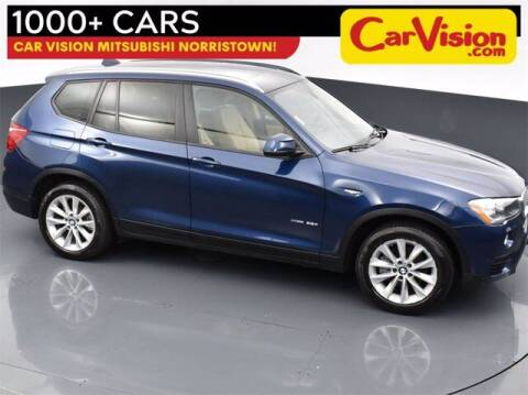 2016 BMW X3 for sale at Car Vision Buying Center in Norristown PA
