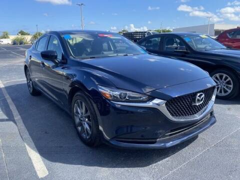 2018 Mazda MAZDA6 for sale at PHIL SMITH AUTOMOTIVE GROUP - Phil Smith Chevrolet in Lauderhill FL