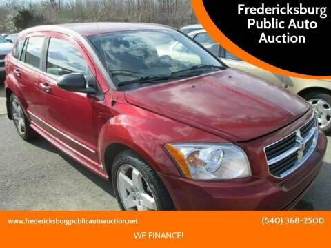 2007 Dodge Caliber for sale at FPAA in Fredericksburg VA