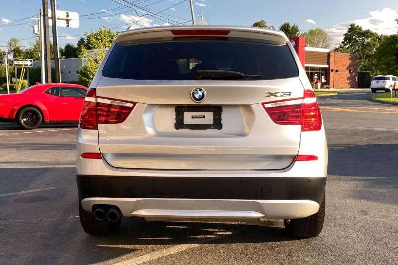 2014 BMW X3 AWD xDrive28i 4dr SUV - East Greenbush NY