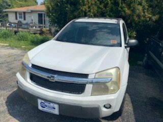 2005 Chevrolet Equinox for sale at New Start Motors LLC - Crawfordsville in Crawfordsville IN