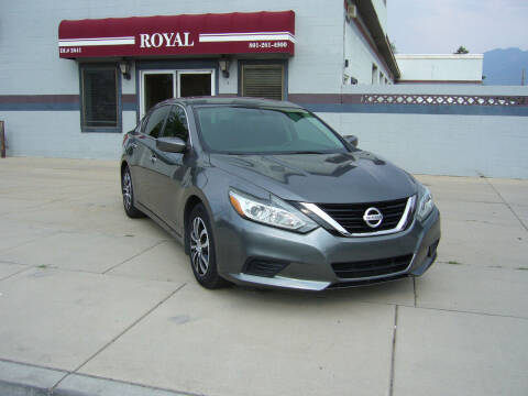 2018 Nissan Altima for sale at Royal Auto Inc in Murray UT