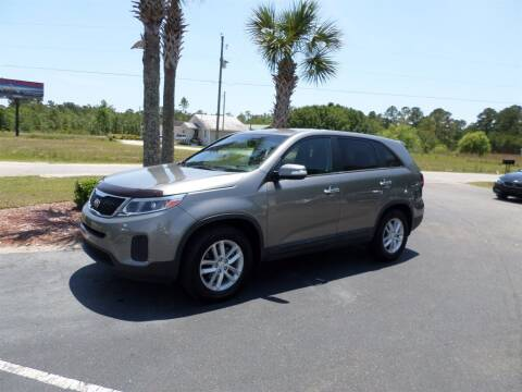 2015 Kia Sorento for sale at First Choice Auto Inc in Little River SC