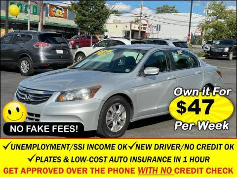 2012 Honda Accord for sale at AUTOFYND in Elmont NY