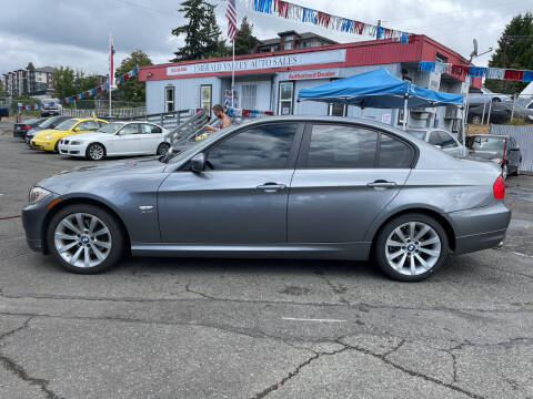 2011 BMW 3 Series for sale at Valley Sports Cars in Des Moines WA