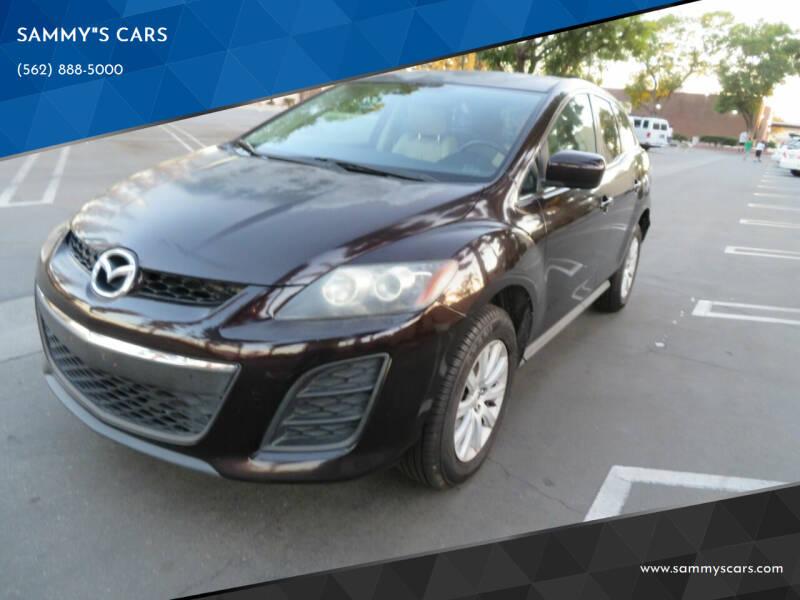 """2010 Mazda CX-7 for sale at SAMMY""""S CARS in Bellflower CA"""