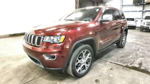 2019 Jeep Grand Cherokee for sale at Waconia Auto Detail in Waconia MN
