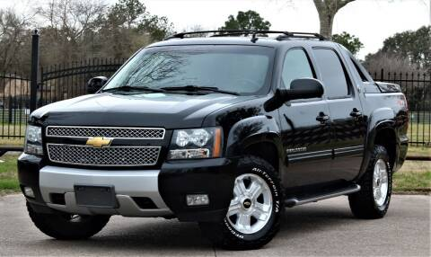 2013 Chevrolet Avalanche for sale at Texas Auto Corporation in Houston TX