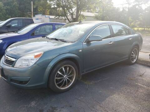 2009 Saturn Aura for sale at COLONIAL AUTO SALES in North Lima OH