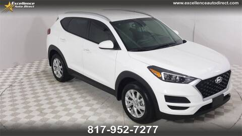 2020 Hyundai Tucson for sale at Excellence Auto Direct in Euless TX