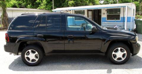 2007 Chevrolet TrailBlazer for sale at Family Auto Sales of Mt. Holly LLC in Mount Holly NC