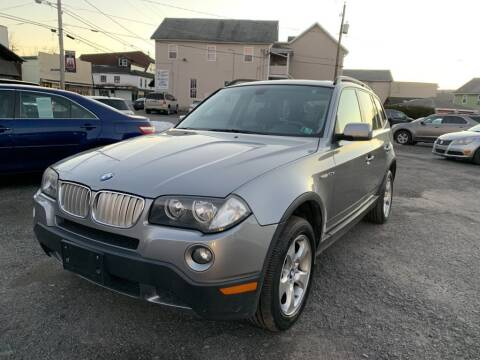 2008 BMW X3 for sale at VINNY AUTO SALE in Duryea PA