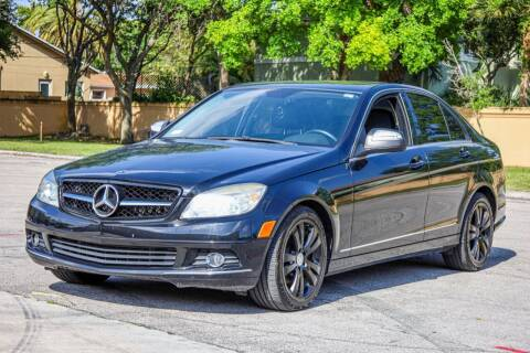 2008 Mercedes-Benz C-Class for sale at Easy Deal Auto Brokers in Hollywood FL