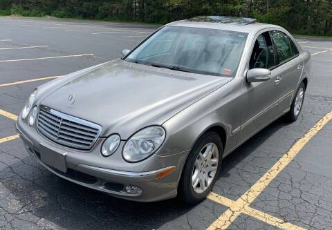 2004 Mercedes-Benz E-Class for sale at Select Auto Brokers in Webster NY