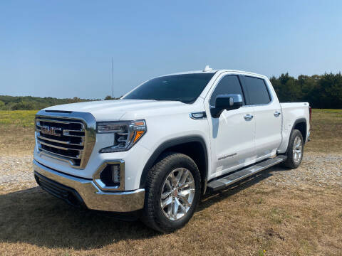 2020 GMC Sierra 1500 for sale at TINKER MOTOR COMPANY in Indianola OK
