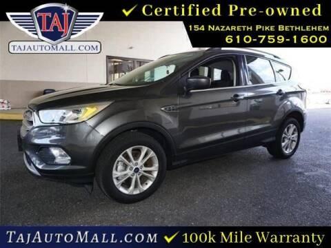 2018 Ford Escape for sale at Taj Auto Mall in Bethlehem PA