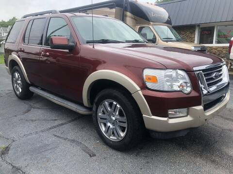 2010 Ford Explorer for sale at Approved Motors in Dillonvale OH