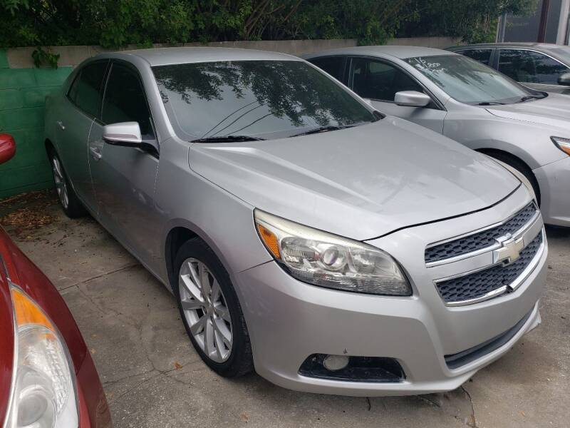 2013 Chevrolet Malibu for sale at Track One Auto Sales in Orlando FL