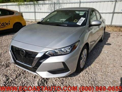2020 Nissan Sentra for sale at East Coast Auto Source Inc. in Bedford VA