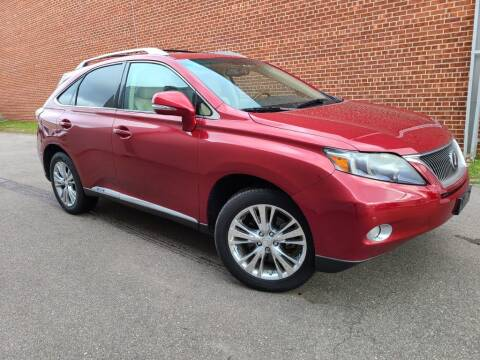 2010 Lexus RX 450h for sale at Minnesota Auto Sales in Golden Valley MN
