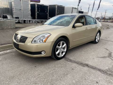 2004 Nissan Maxima for sale at Xtreme Auto Mart LLC in Kansas City MO