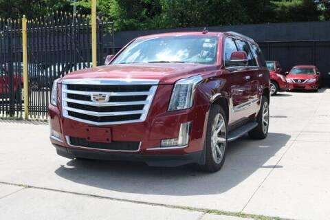 2016 Cadillac Escalade for sale at F & M AUTO SALES in Detroit MI