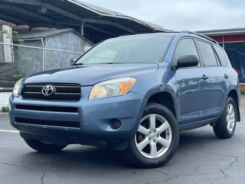 2008 Toyota RAV4 for sale at MAGIC AUTO SALES in Little Ferry NJ