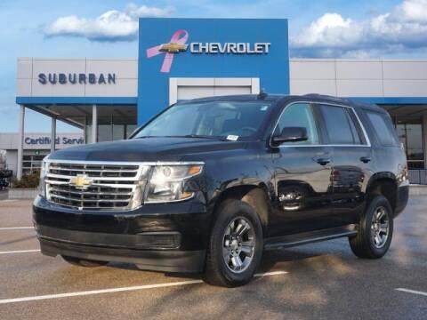 2020 Chevrolet Tahoe for sale at Suburban Chevrolet of Ann Arbor in Ann Arbor MI