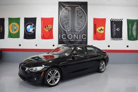 2015 BMW 4 Series for sale at Iconic Auto Exchange in Concord NC