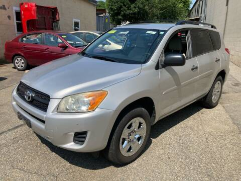 2009 Toyota RAV4 for sale at Bill's Auto Sales in Peabody MA