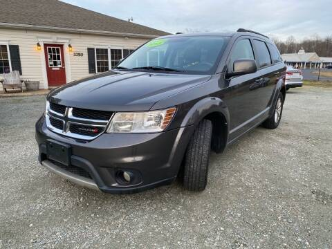 2015 Dodge Journey for sale at Premier Auto Solutions & Sales in Quinton VA
