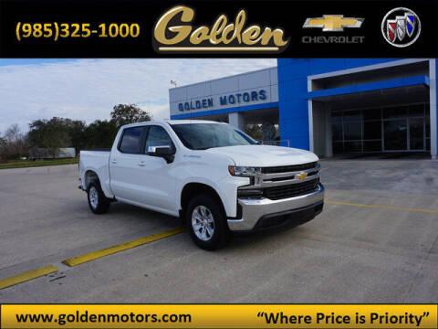 2020 Chevrolet Silverado 1500 for sale at GOLDEN MOTORS in Cut Off LA