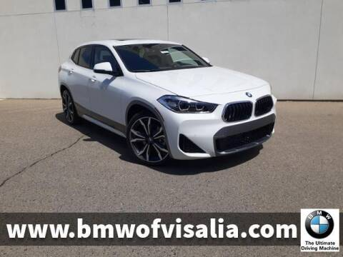 2022 BMW X2 for sale at BMW OF VISALIA in Visalia CA