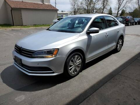 2016 Volkswagen Jetta for sale at MIDWEST CAR SEARCH in Fridley MN